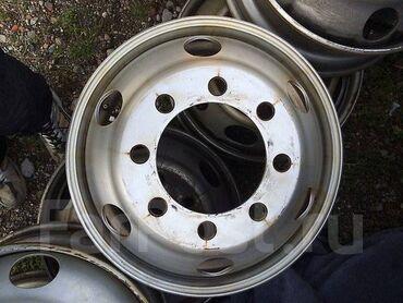 Продам диски грузовые R19.5 6 штук, разные