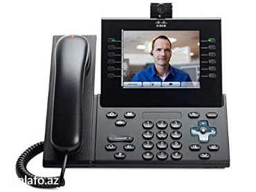 "ip телефония для офиса в Азербайджан: ""cisco ip phone cp-9971"" cisco ip phone cp-9971"