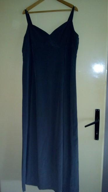 Duga svilena haljina - Knjazevac
