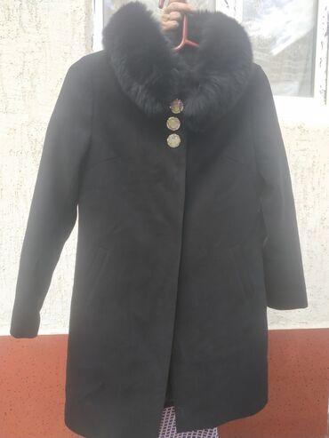 Куртки - Бает: Продается пальто Турецкое кашемировое новое! Не подошёл размер!