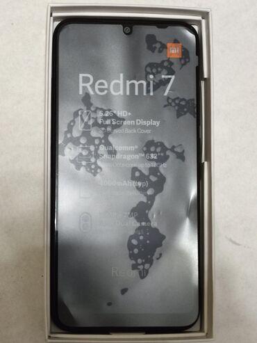 xiaomi redmi note 3 в Азербайджан: Новый Xiaomi Redmi Note 7 32 ГБ Черный