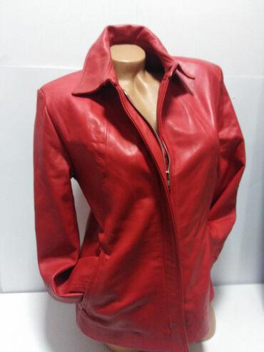 KING Leather vrhunska kožna jakna,izradjena od prirodne fine mekane