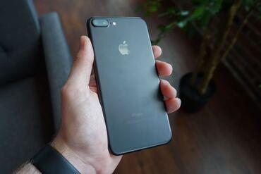 Электроника - Токтогул: IPhone 7 Plus   128 ГБ   Черный Новый