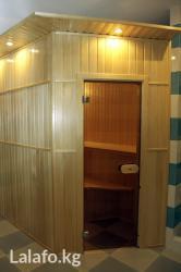 Сауны , бани, беседки, комнаты отдыха. в Бишкек - фото 4