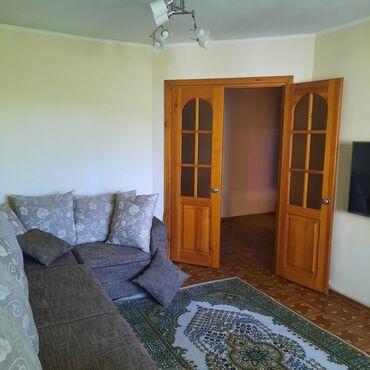 баня с бассейном бишкек в Кыргызстан: Хрущевка, 2 комнаты, 43 кв. м Теплый пол, Бронированные двери, С мебелью