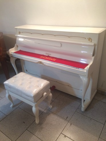 rönisch - Azərbaycan: Pianino Ronisch