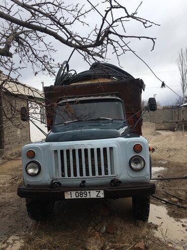 купить газ 53 самосвал бу в Кыргызстан: Газ 53 Состояние: отличное Раздатка