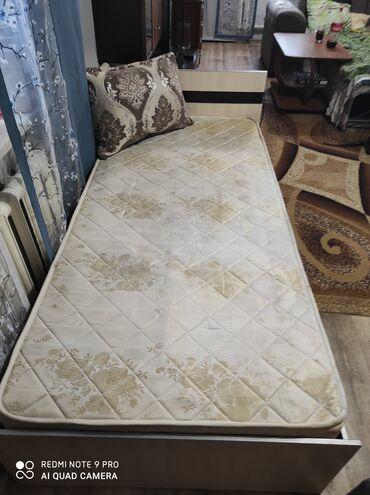 Кровать сделанная на заказ! Экзлюзив. Матрас Lina . В отличном