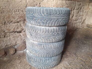 б у шины 185 65 r14 в Кыргызстан: Продаю зимний шины 185.65 R14