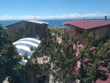 Отдых на Иссык-Куле, наш гостевой дом расположен в 30 метрах от озера