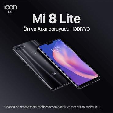 Xiaomi Mi 8 Lite 4/64 GB в Bakı