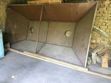 Продаю вытижку (зонт) с двумя выходами в Джалал-Абад