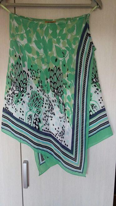 Suknja - Srbija: Suknja midi asimetričnaLepršava letnja suknja,neobičnog kroja i divne