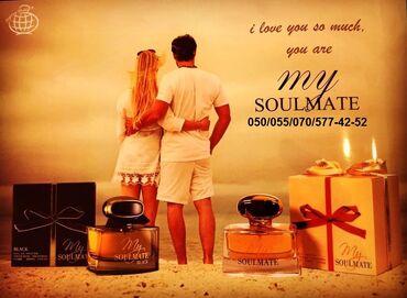 фаер шоу в Азербайджан: My Soulmate Eau De Parfum Natural Sprey for Women xanım ətri 100ml-32A