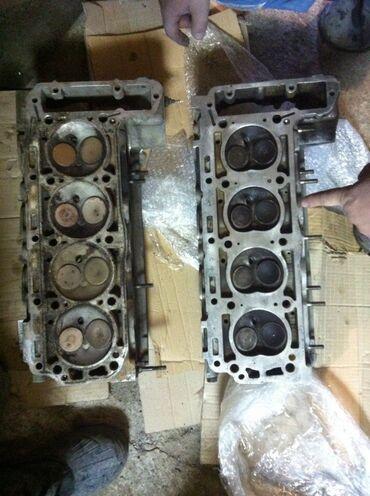 Головка двигателя w124 м102, 2.3