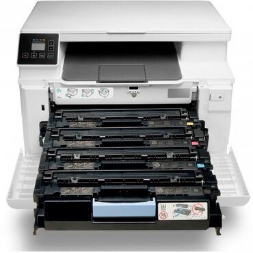 - Azərbaycan: Printer HP Color LaserJet Pro MFP M180n(T6B70A)  Teze, Zamaneti 1 il