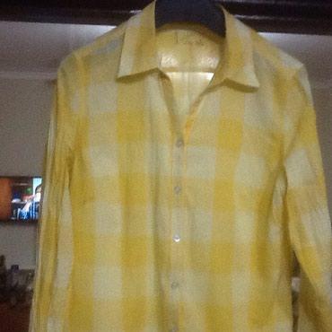 Продаю тонкую х/б рубашку , бренд Lerros. в Novopokrovka