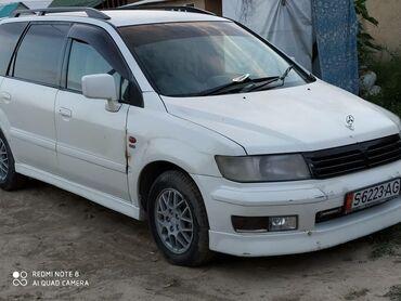 mitsubishi van в Кыргызстан: Mitsubishi Grandis 2.4 л. 1998