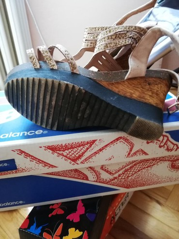 Sandale sa cirkonima  Oj stanje - Sabac