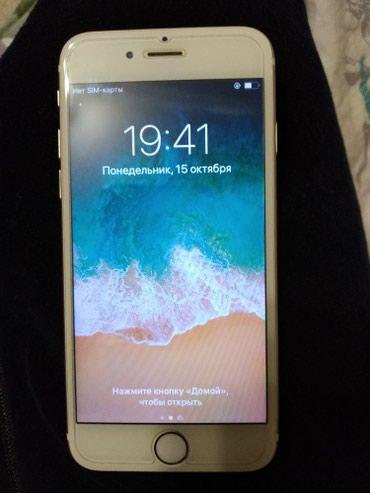Продаю iphone 6 64 gb gold состояние идеальное в Бишкек