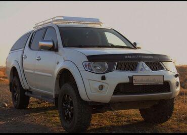 Автомобили - Бишкек: Mitsubishi L200 2.5 л. 2012 | 156000 км