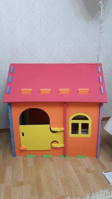Продам детский домик. Идеально в Бишкек