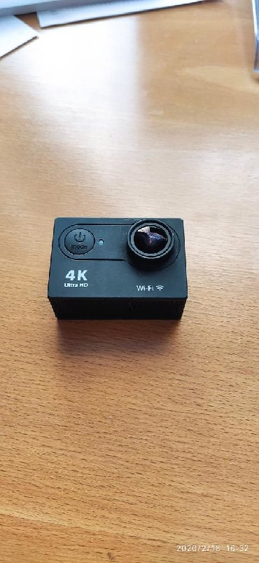 eken ultra hd в Кыргызстан: Экшн камера Eken, доки, полный пакет (различные крепления)