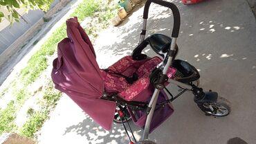 Продаю коляску от фирмы Барс состояние нового пользовались месяц