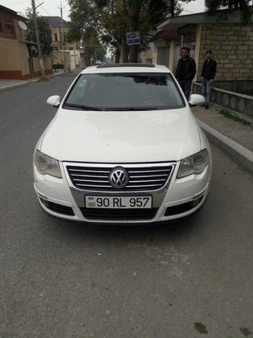 Şəmkir şəhərində Volkswagen Passat 2007