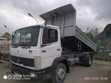покупка грузового автомобиля в Кыргызстан: Продаю Мерседес гигант 1314 самосвалГ в 1992Кпп 6 ступОбъем двигателя