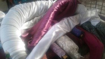 Куплю остатки ткани куски от 1. метр в Бишкек