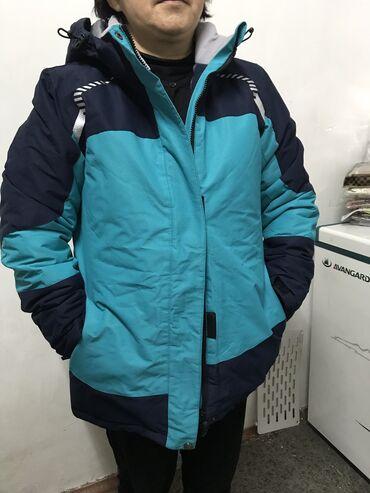 Продаётся фирменный новый лыжный костюм женский со штанами, размер 48-