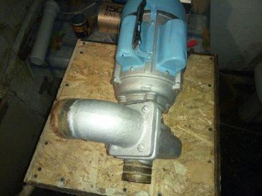 насос водяной,1. 1киловатт,обмотка медная, без посторонних шумов,идеал в Кара-Балта