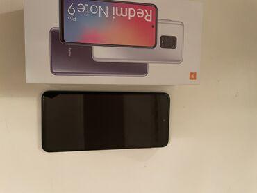 İşlənmiş Xiaomi Note 9 Pro 64 GB yaşıl