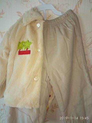 Детский костюм( Осень -Весна) в Бишкек