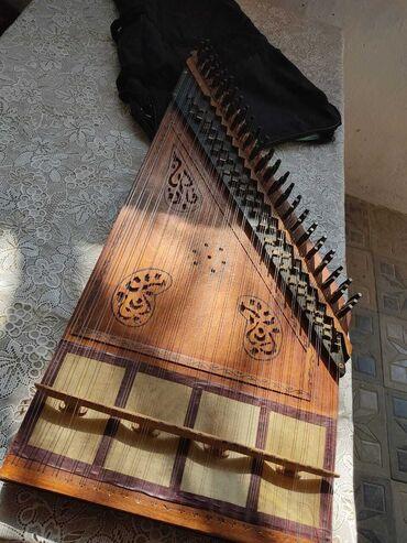 kanon - Azərbaycan: Kanon (Qanun) musiqi aləti. Əla vəziyyətdədir. irəvan
