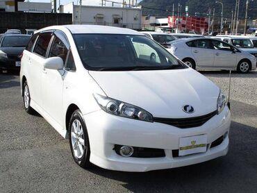киргизия авто in Кыргызстан   АВТОЗАПЧАСТИ: Toyota WISH 2 л. 2009   98000 км