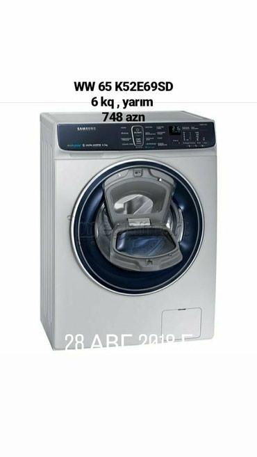 Bakı şəhərində Avtomatik Washing Machine Samsung