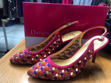 Брендовые туфли от бренда Daphnе. Ортопедическая обувь