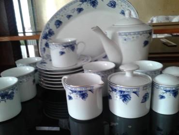 фарфоровый сервис в Кыргызстан: Срочно продам сервис дешево