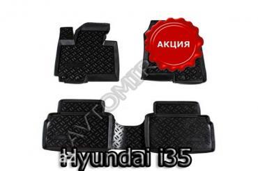 Bakı şəhərində Hyundai İX35 üçün ayaqaltılar.