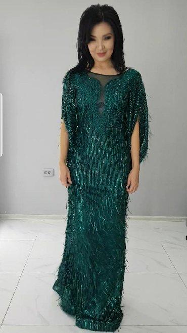 прокат и продажа вечерних платьев в Кыргызстан: Код JD39Размеры 42-44Цвета зеленый Продажа и прокат вечерних платьев