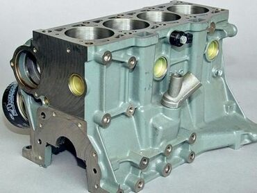 Сварка блока двигателя качественно!