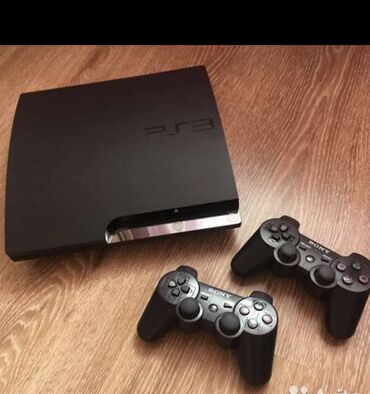 279 объявлений   ЭЛЕКТРОНИКА: Продаю Sony PlayStation 3 slim 500gb Прошитый 30 игр  Хорошо работает