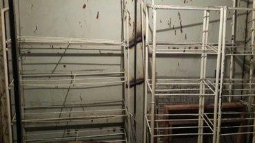 Сьемная металл-я витрина. р-к дордой. 0773546636 вотсапп в Бишкек