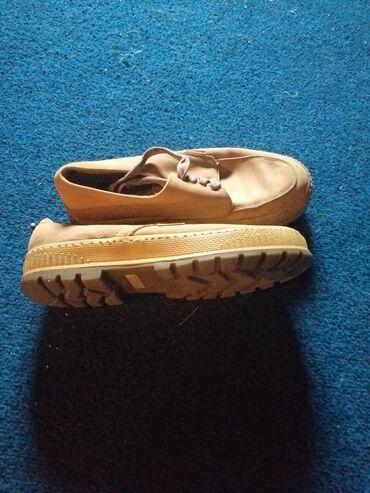 Muske cipele - Srbija: Na prodaju muske cipele br 41 malo su nosene