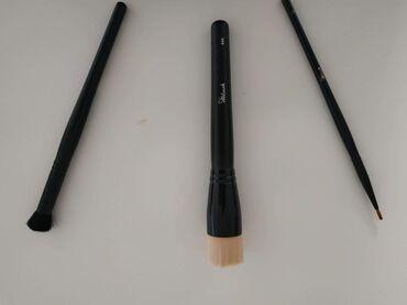 Blush set cetkica- puder, usne/lajner, konture