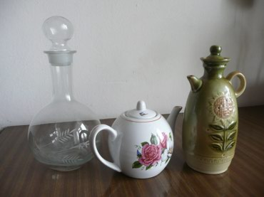 Чайник заварочный,кофейный, графин - цена за каждый по в Бишкек