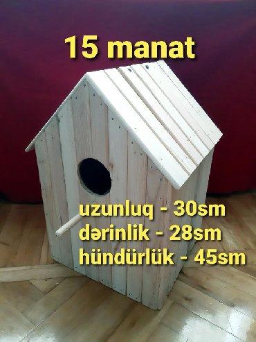 qarderob yuvası - Azərbaycan: Popuqay yuvasi Popuqay yuvasi Uzunluq - 30sm Derinlik - 28smHundurluk