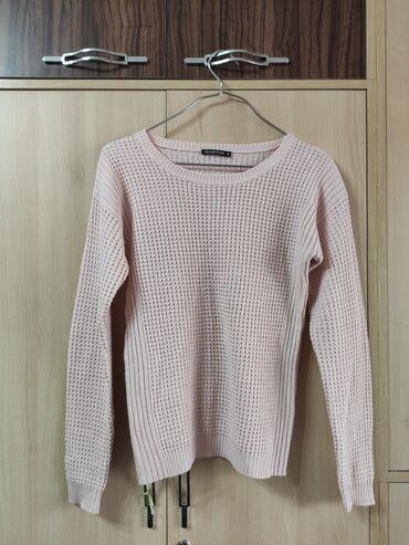Нежно-розовый пуловеракрил,Terranova. Размер S